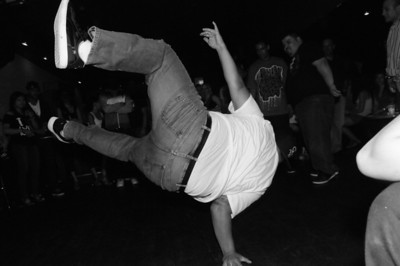 BBoy Carlos did his thing...