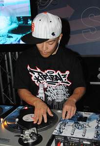 DJ Qbert (Smart Battle '09)
