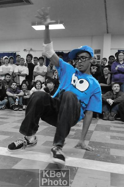 Cookie Monster?