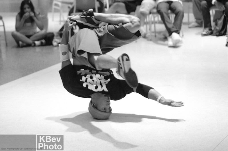 BBoy Berto - doing what he does