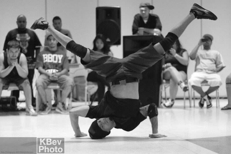 Chicago's BBoy Waka