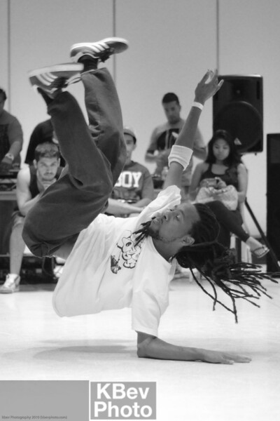 BBoy Man o' God