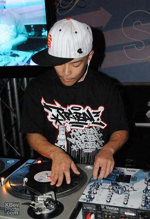 DJ Qbert (Smart Battle '09)
