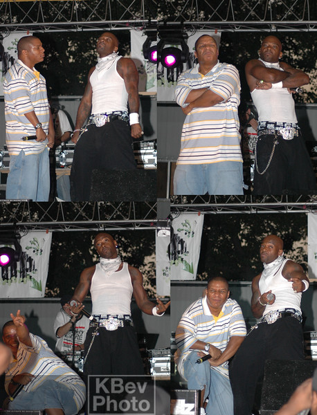 Naughty by Nature shows us the old school poses