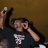 Lord Jamar had a ton of energy and knew how to really work the crowd