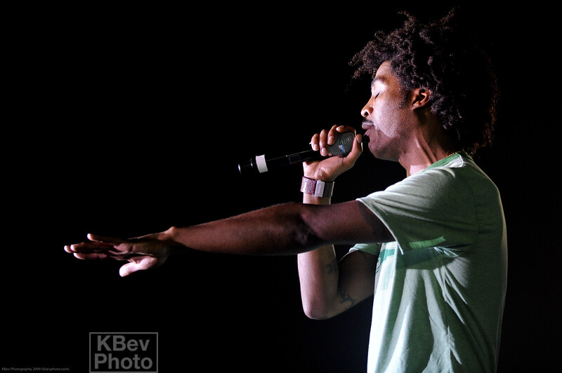 Booty Brown of the Pharcyde with a verse on a classic song
