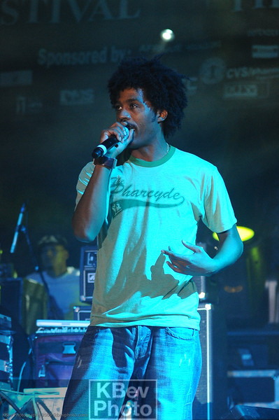 Booty Brown of Pharcyde (Romye Robinson), who has the best nickname in hip hop 8-)