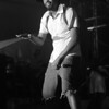 Fatlip of Pharcyde (Derrick Stewart) put on a great show - and afterwards, I saw him enjoying the African Drum Village at th festival like any other music fan...