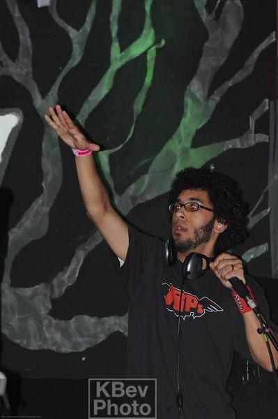 Akro's DJ (need a name)