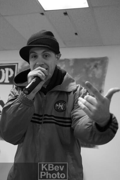 MC Mike Spex