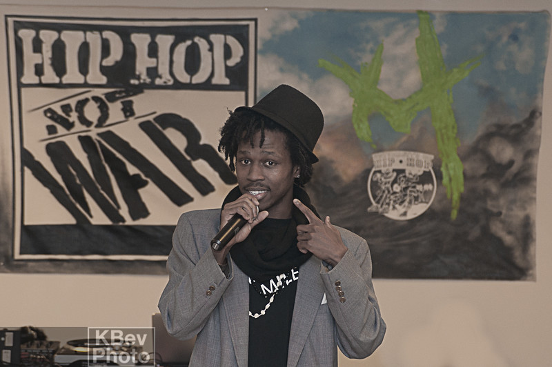 Kilombos - Poets and Rappers (Dec 10)