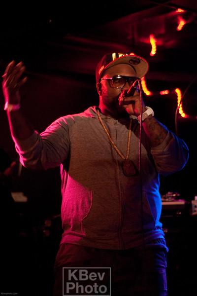 MC Mike Soul of H2O Soul
