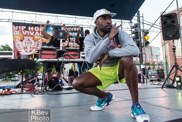Show You Suck, Phenom & More @Hip-Hop Revival (Jun 17)