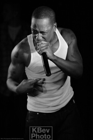 Subterranean - Keith Murray and Midwest artists (Jul 09)