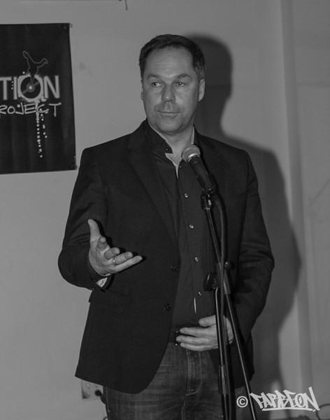 "Holger Lösch, Chairman of the Supervisory board for ""Deutschland – Land der Ideen"""