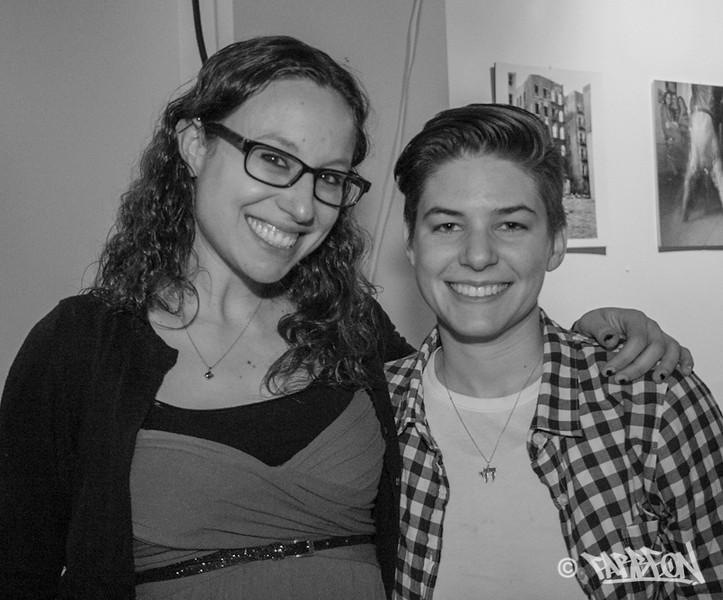 LIsa LoFaso and Nina Spierer