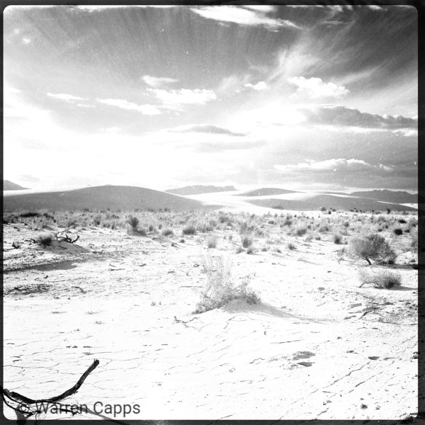 White Sands, NM.