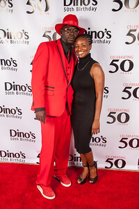 Dino's 50th Birthday Party.   Edgar Duncan - July 11, 2015.   Photo by Venice Paparazzi