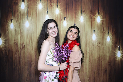 Daisy's Sweet Sixteen at Hotel Erwin.  Photo booth by Venice Paparazzi