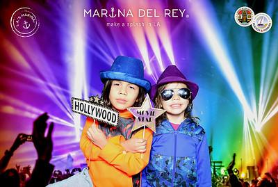 #ilovemdr #MarinaLights Photo booth by VenicePaparazzi.com