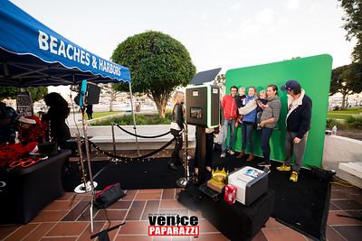 #Ilovemdr #MarinaLights. Photo by VenicePaparazzi.com