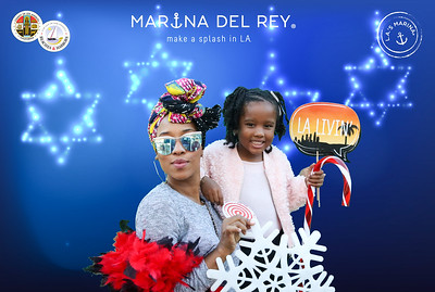 Snow Wonder.  #ilovemdr  Photo booth by VenicePaparazzi.com