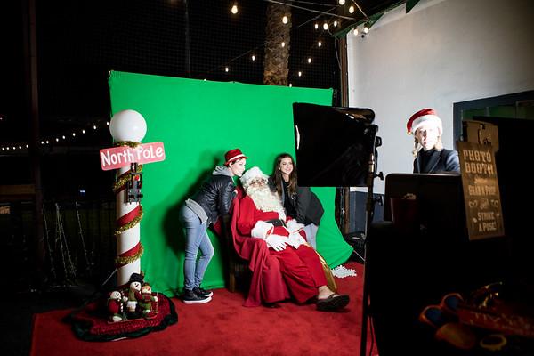 Santa Photos with Green Screen