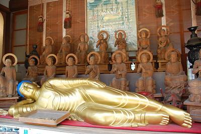 Shaka Buddha, Daishoin Temple