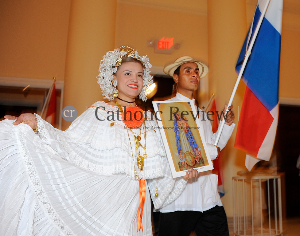 Hispanic Heritage Month Even at the Basilica by Bil McAllen Photography<br /> Balkys and Eric From Panama (last name not given)