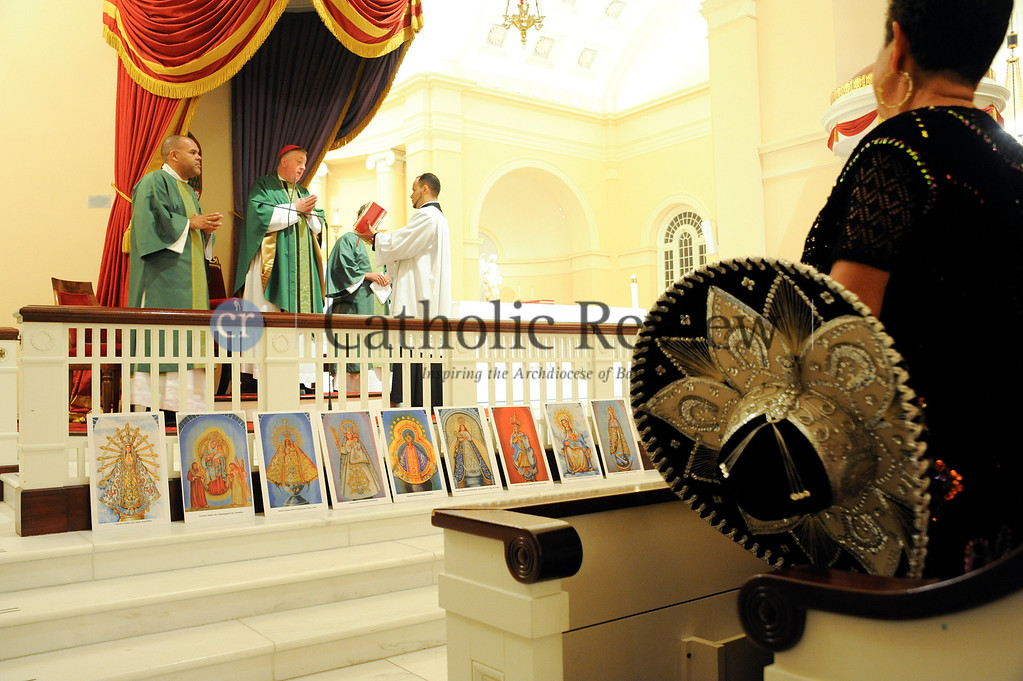 Hispanic Heritage Month Even at the Basilica by Bil McAllen Photography