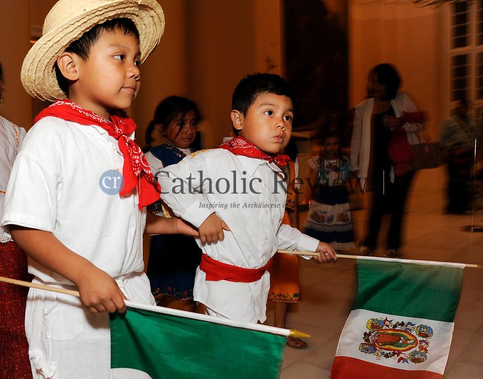 Hispanic Heritage Month Even at the Basilica by Bil McAllen Photography<br /> Jose Hemilio and Sein Alberto