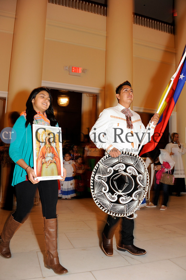 Hispanic Heritage Month Even at the Basilica by Bil McAllen Photography<br /> J. Pablo Peralta and Kayia Camacho