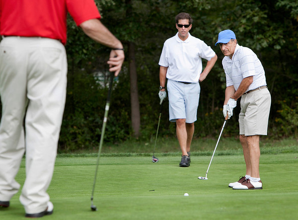 20110927 Holy Name Medical Center 2011 Hispanic Outreach program Golf Outing at The New York Country Club in New Hempstead, NY. 9/26/11  Photo by Jeff Rhode/Holy Name Medical Center