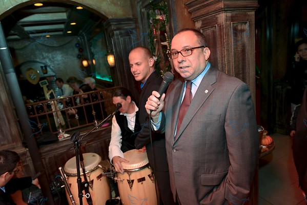 "Photos from theHoly Name Medical Center Hispanic Outreach Program's ""Havanah Nights""  at the Rumba Cubana Restaurant in North Bergen. 10/18/12  Photo by Danielle Richards for Holy Name Medical Center"