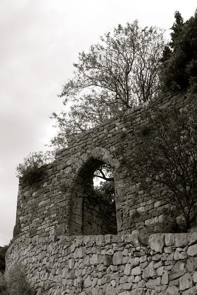 Porte médiévale, Minerve, Hérault
