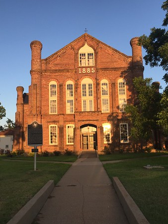 Historic 1885 Shelby County Courthouse