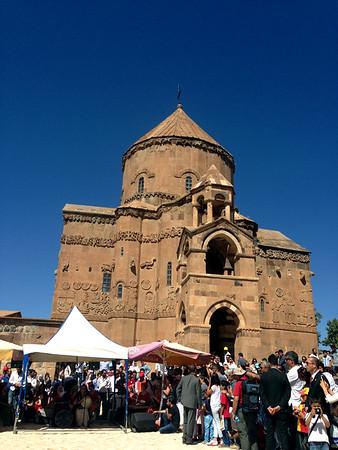 Pilgrimage to Historic Armenia 2014