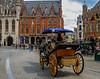 Market Square, Bruges.