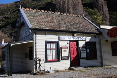 Kingston Station Ticket Office