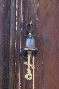 Rustic Door Bell