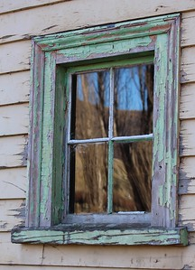School House Window