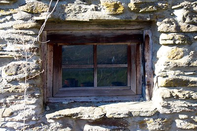 Farm Cottage Window