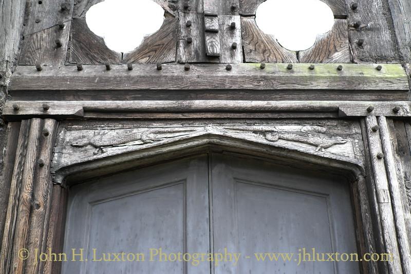 Rufford Old Hall, Lancashire - April 16, 2013
