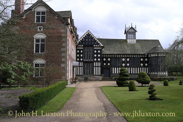 Rufford Old Hall, Lancashire - April 16, 2013