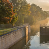 KM Fox River Pix-975 - Combined Locks Fog