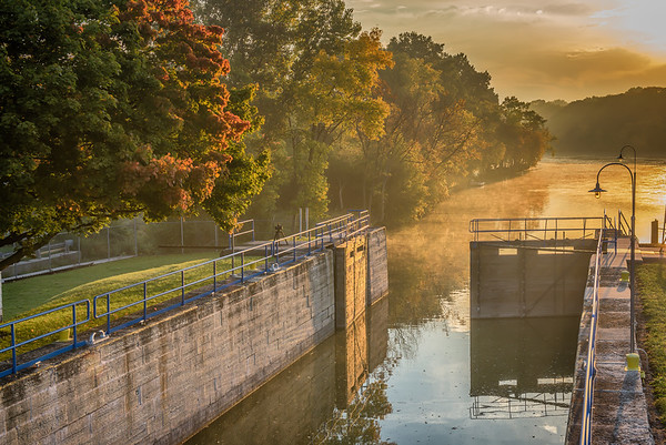 Historic Fox Locks