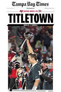 16 x 24 - Titletown