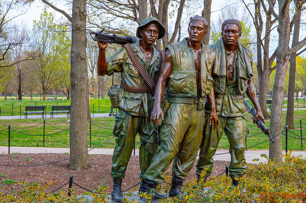 """Three Soldiers"" Daylight - H11"