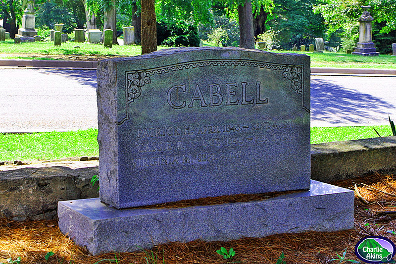 The Cabell family is well known in Lynchburg.
