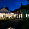 Lighted tent at Falmouth Hospital's annual Cape Cod gala. (Photo by Dianne Marshall Photography)